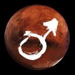 Mars Großer Attraktor Galaktisches Zentrum Finsternisse Horoskop
