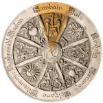 Samhain Horoskop - keltisches Mondfest Ahnen