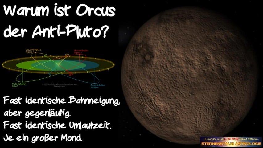 Im Zeichen des Orcus Anti-Pluto