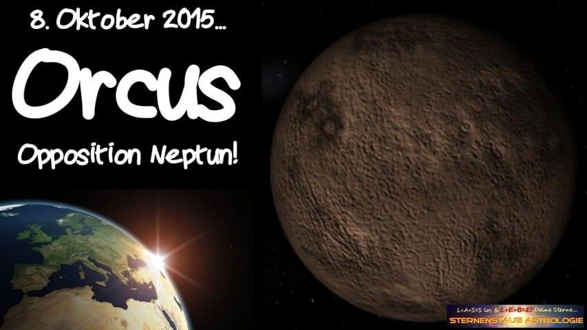 Im Zeichen des Orcus Opposition Neptun