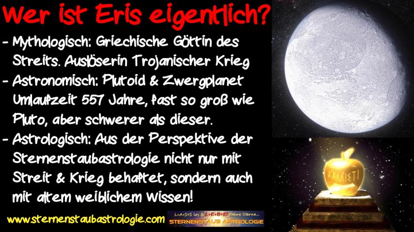 Horoskop Dezember 2015 Wer ist Eris