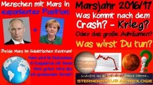 Marsjahr 2016 17 Putin Merkel