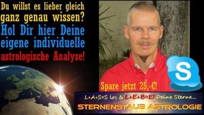 Individuationstrigon astrologische Analyse buchen 25 Euro sparen