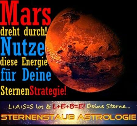 Mars dreht durch Angebote