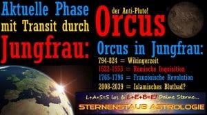Orcus in Jungfrau