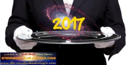 Horoskop - Was bringt 2017?