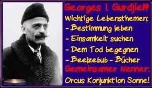 Gurdjieff Horoskop Orcus