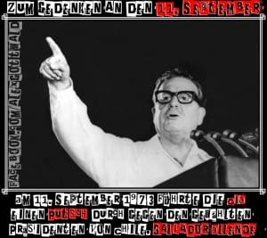 Horoskop 9/11 September 1973 Allende CIA