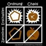 Eris - Ordnung und Chaos Ordo ab Chao Penta Freedom