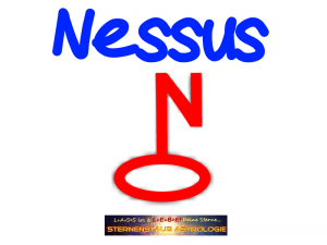 Nessus Horoskop Sternenstaubastrologie