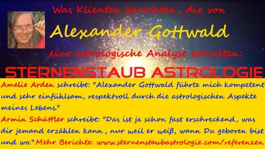 Sternernstaubastrologie Klienten Referenzen