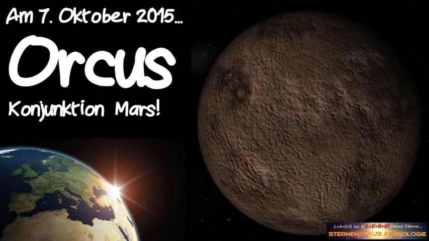 Im Zeichen des Orcus Konjunktion Mars