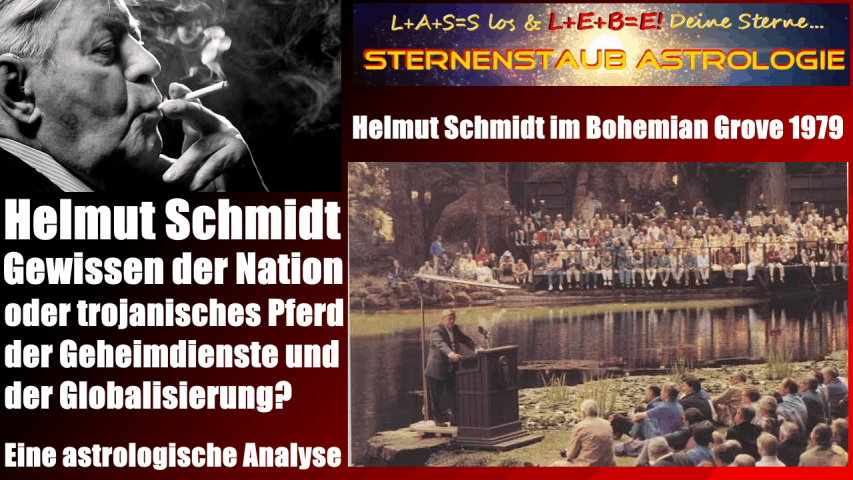 Horoskop Helmut Schmidt Bohemian Grove 1979