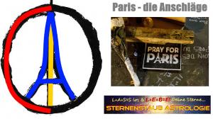 Horoskop Anschläge Paris November 2015 - Symbolik, Mythologie & Folgen für Europa