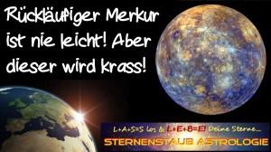 Horoskop Januar 2016 - Merkur rückläufig krass