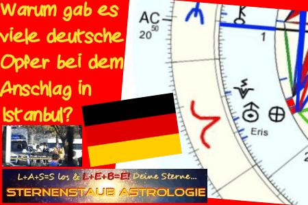 Horoskop Istanbul Anschlag Deutsche Opfer