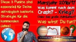 Marsjahr 2016 17 astrologische 3 in 1 Strategie 3 Punkte
