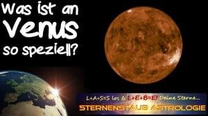 Im Zeichen der Venus was ist speziell