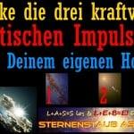 3 kraftvolle Galaktische Impulsgeber im Horoskop