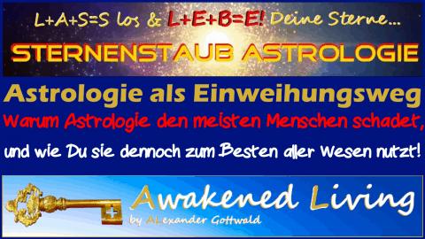 Astrologie als Einweihungsweg