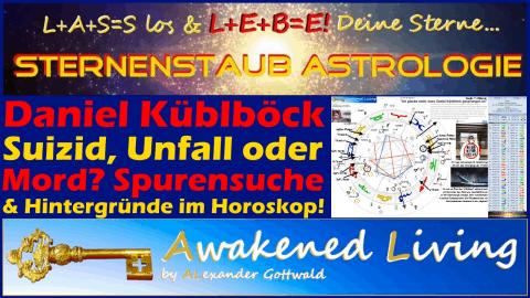 Horoskop Daniel Küblböck Verschwinden Selbstmord Unfall Mord
