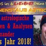 Erfüllte astrologische Prognosen 2018