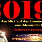 Horoskop 2019 Sternenstaubastrologie