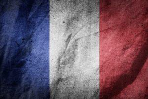 Horoskop Notre Dame in Flammen Frankreich Flagge