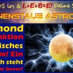 Vollmond im Galaktischen Zentrum 17 Juni 2019 Sternenstaubastrologie