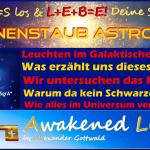 Leuchten im Galaktischen Zentrum - Botschaft für die Menschheit?