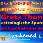 Horoskop Greta Thunberg astrologische Spurensuche