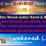 Astrologische Analyse Mond außer Rand und Band 2020