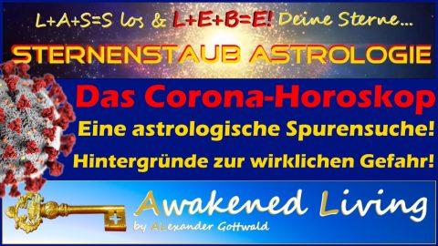 Astrologische Analyse Corona Horoskop