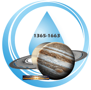 Element Wasser Jupiter Saturn
