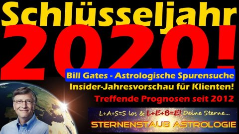 Horoskop Bill Gates
