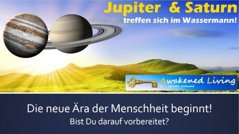 Jupiter & Saturn Dezember 2020