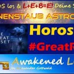 Astrologische Analyse Horoskop Great Reset