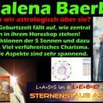 Horoskop Annalena Baerbock